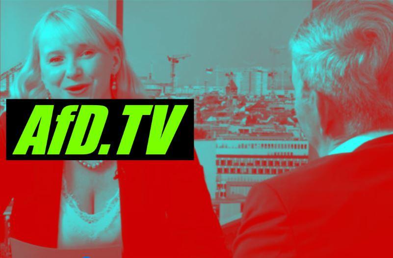 Im Interview mit Jana Karp bei Afd.tv